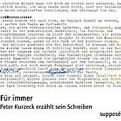 Für immer - eBook - Peter Kurzeck, Klaus Sander,