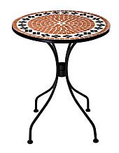 gartentische mosaik preisvergleich die besten angebote. Black Bedroom Furniture Sets. Home Design Ideas