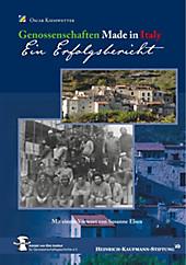 Genossenschaften Made in Italy - Ein Erfolgsbericht - eBook - Oscar Kiesswetter,