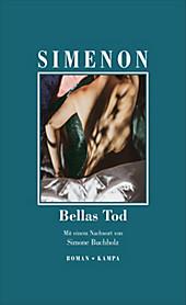 Georges Simenon: 75 Bellas Tod - eBook - Georges Simenon,