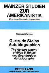 Gertrude Steins Autobiographien