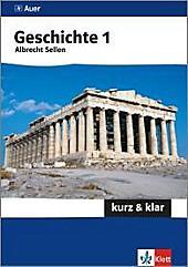 Geschichte: Bd.1 Altertum bis Absolutismus. Albrecht Sellen, - Buch - Albrecht Sellen,