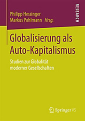 Globalisierung als Auto-Kapitalismus - eBook