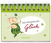Gustav Glücksschwein: Ich wünsche dir Glück