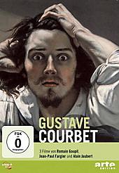 Gustave Courbet - DVD, Filme - Alain Jaubert, Jean-Paul Fargier, Romain Goupil,