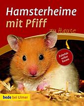 Hamsterheime mit Pfiff - eBook - Christina Manuela Frey,