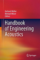 Handbook of Engineering Acoustics.  - Buch