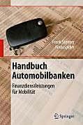 Handbuch Automobilbanken - eBook - - -,
