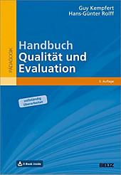 Handbuch Qualität und Evaluation - eBook - Guy Kempfert, Hans-Günter Rolff,