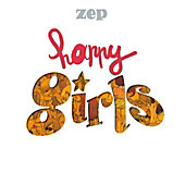 Happy Girls. Zep, - Buch - Zep,