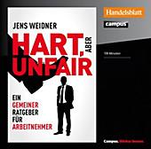 Hart, aber unfair - eBook - Jens Weidner,