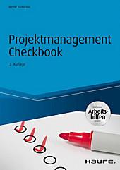 Haufe Fachbuch: Projektmanagement Checkbook - inkl. Arbeitshilfen online - eBook - René Sutorius,