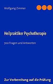 Heilpraktiker Psychotherapie - eBook - Wolfgang Zimmer,