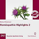 Homöopathie Highlights 2 - eBook - Markus Wiesenauer,