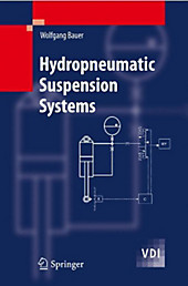Hydropneumatic Suspension Systems. Wolfgang Bauer, - Buch - Wolfgang Bauer,