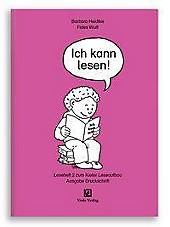 Ich kann lesen!. Fides Wulf, Barbara Heidtke, - Buch - Fides Wulf, Barbara Heidtke,