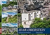 Idar-Oberstein - Schmuck und Soldaten (Tischkalender 2020 DIN A5 quer) - Kalender - Erhard Hess,