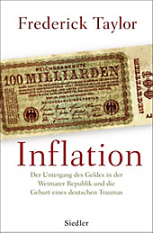 Inflation - eBook - Frederick Taylor,