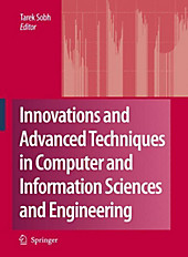 Innovations and Advanced Techniques in Computer and Information Sciences and Engineering.  - Buch
