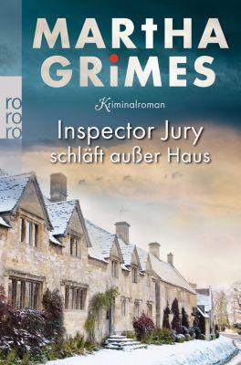 Inspektor Jury Band 1: Inspector Jury schläft außer Haus