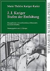 J. J. Kariger Stufen der Entwicklung. Marie Th. Kariger-Karier, - Buch - Marie Th. Kariger-Karier,
