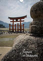 Japan im Blickpunkt (Wandkalender 2020 DIN A4 hoch) - Kalender - Nina Karin Neumann,