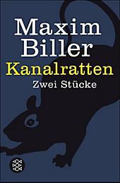 Kanalratten - eBook - Maxim Biller,