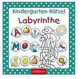 9783845815503 - Kindergarten-Rätsel Labyrinthe - Livre
