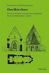 Kirchen im ländlichen Raum: 3 Dorfkirchen - eBook - - -,