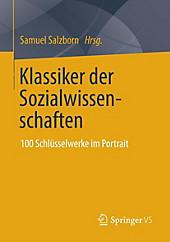 Klassiker der Sozialwissenschaften - eBook - - -,