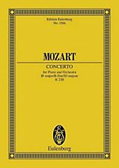 Klavierkonzert Nr. 6 B-Dur KV 238, Partitur. Wolfgang Amadeus Mozart, - Buch - Wolfgang Amadeus Mozart,