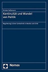 Kontinuität und Wandel von Politik. Kirsten Selbmann, - Buch - Kirsten Selbmann,