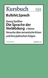 Kursbuch: Unsinn im Sinn - eBook - Jakob Schrenk,