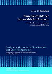 Kurze Geschichte der oesterreichischen Literatur - eBook - Stefan H. Kaszynski,