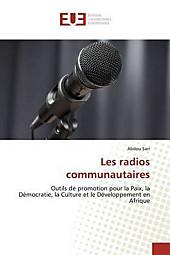 Les radios communautaires. Abdou Sarr, - Buch - Abdou Sarr,