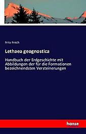 Lethaea geognostica. Handbuch der erdgeschichte mit abbildungen der fuer die formationen bezeichnendsten versteinerungen. Fritz Frech, - Buch - Fritz Frech,