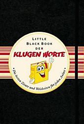 Little Black Books (deutsche Ausgabe): Das Little Black Book der klugen Worte - eBook - Roland Leonhardt,