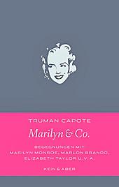 Marilyn & Co.. Truman Capote, - Buch - Truman Capote,