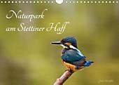 Naturpark am Stettiner Haff (Wandkalender 2020 DIN A4 quer) - Kalender - Jens Kalanke,