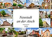 Neustadt an der Aisch Impressionen (Tischkalender 2020 DIN A5 quer) - Kalender - Dirk Meutzner,
