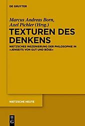 Nietzsche Heute / Nietzsche Today: 5 Texturen des Denkens - eBook - - -,