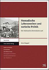 Nomadische Lebenswelten und zarische Politik. Jörn Happel, - Buch - Jörn Happel,