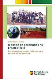 O ensino de geociências no Ensino Médio. Janilton de Lima Almeida, - Buch - Janilton de Lima Almeida,