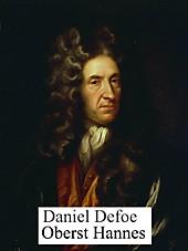 Oberst Hannes - eBook - Daniel Defoe,