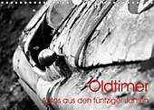 Oldtimer - Autos aus den fünfziger Jahren (Wandkalender 2020 DIN A4 quer) - Kalender - Frank Eckgold,