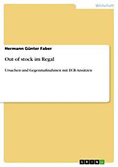 Out of stock im Regal - eBook - Hermann Günter Faber,