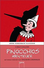 Pinocchios Abenteuer. Carlo Collodi, - Buch - Carlo Collodi,