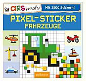9783845815121 - Pixel-Sticker Fahrzeuge - Livre