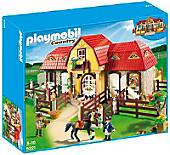 Bild PLAYMOBIL® 5221 Country - Großer Reiterhof mit Paddocks