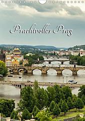 Prachtvolles Prag (Wandkalender 2021 DIN A4 hoch) - Kalender - Thomas Klinder,